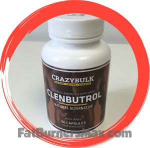 Clenbutrol Bottle