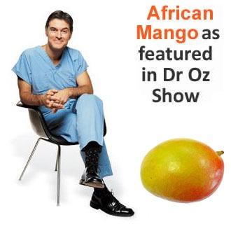 African Mango Dr Oz
