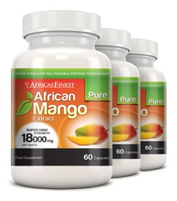 Africas Finest Pure African Mango Evolution Slimming