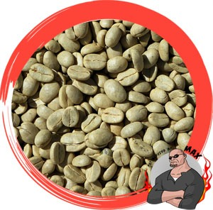 Green Coffee Beans