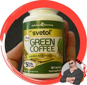 Pure Svetol Green Coffee Bean Extract