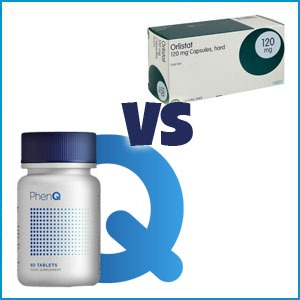 PhenQ Versus Orlistat