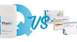 PhenQ vs Orlistat vs Xenical vs Alli Intro
