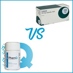 PhenQ vs Orlistat