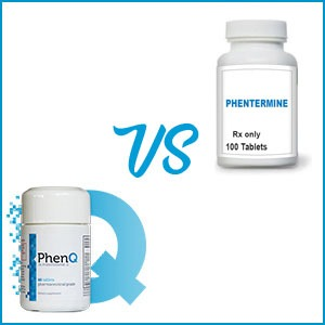 PhenQ vs Phentermine