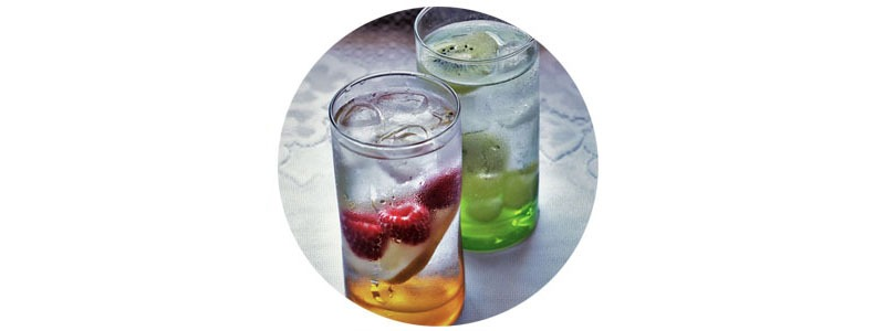 cold drink food intro